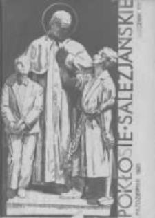 Pokłosie Salezjańskie. 1935 R.19 nr10