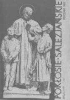 Pokłosie Salezjańskie. 1935 R.19 nr12