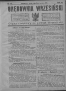 Orędownik Wrzesiński 1921.06.01 R.3 Nr44