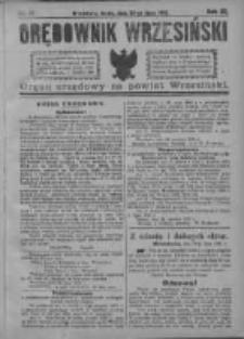 Orędownik Wrzesiński 1921.07.20 R.3 Nr57