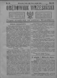 Orędownik Wrzesiński 1921.08.10 R.3 Nr63