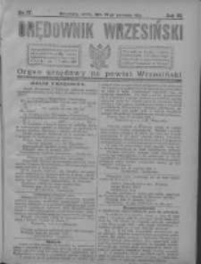 Orędownik Wrzesiński 1921.09.28 R.3 Nr77