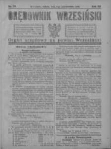 Orędownik Wrzesiński 1921.10.01 R.3 Nr78
