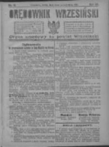 Orędownik Wrzesiński 1921.10.12 R.3 Nr81