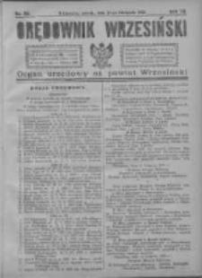 Orędownik Wrzesiński 1921.11.12 R.3 Nr90