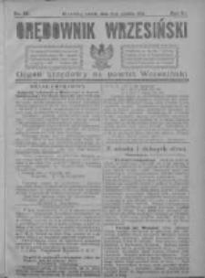 Orędownik Wrzesiński 1921.12.03. R.3 Nr96
