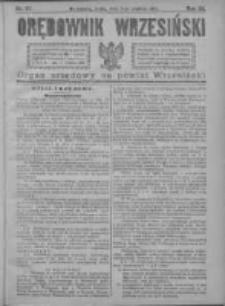 Orędownik Wrzesiński 1921.12.07 R.3 Nr97
