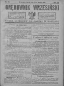 Orędownik Wrzesiński 1921.12.10 R.3 Nr98