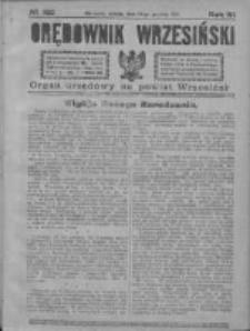 Orędownik Wrzesiński 1921.12.24 R.3 Nr102