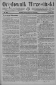 Orędownik Wrzesiński 1926.05.27 R.8 Nr58
