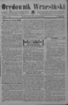 Orędownik Wrzesiński 1927.01.11 R.9 Nr5