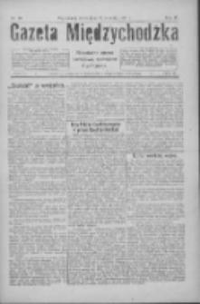 Gazeta Międzychodzka: niezależne pismo narodowe, społeczne i polityczne 1926.01.27 R.4 Nr10