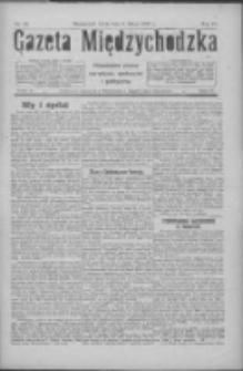 Gazeta Międzychodzka: niezależne pismo narodowe, społeczne i polityczne 1926.02.03 R.4 Nr13