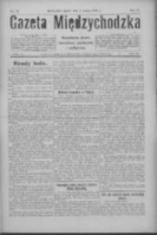Gazeta Międzychodzka: niezależne pismo narodowe, społeczne i polityczne 1926.02.05 R.4 Nr14