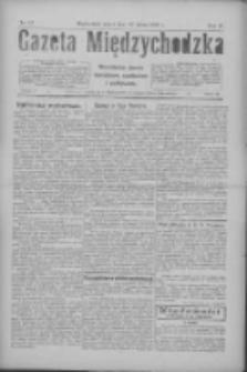 Gazeta Międzychodzka: niezależne pismo narodowe, społeczne i polityczne 1926.02.12 R.4 Nr17