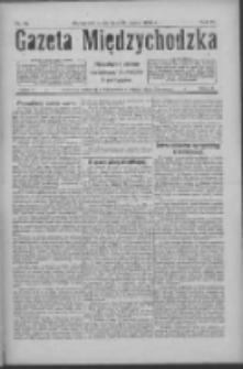Gazeta Międzychodzka: niezależne pismo narodowe, społeczne i polityczne 1926.03.24 R.4 Nr34