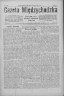 Gazeta Międzychodzka: niezależne pismo narodowe, społeczne i polityczne 1926.04.02 R.4 Nr38