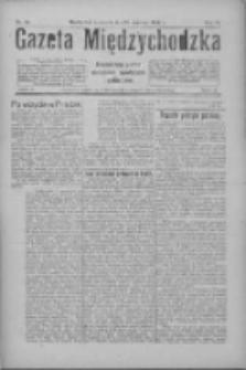 Gazeta Międzychodzka: niezależne pismo narodowe, społeczne i polityczne 1926.04.18 R.4 Nr44