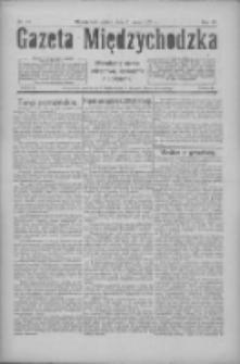Gazeta Międzychodzka: niezależne pismo narodowe, społeczne i polityczne 1926.05.07 R.4 Nr51