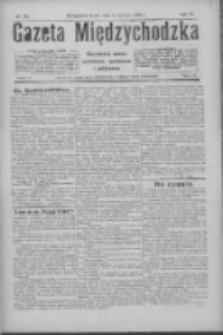 Gazeta Międzychodzka: niezależne pismo narodowe, społeczne i polityczne 1926.06.02 R.4 Nr61