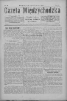 Gazeta Międzychodzka: niezależne pismo narodowe, społeczne i polityczne 1926.06.23 R.4 Nr70