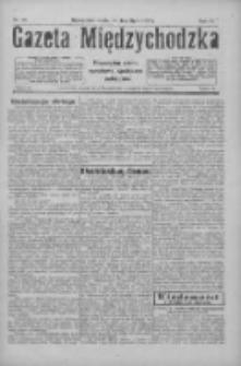 Gazeta Międzychodzka: niezależne pismo narodowe, społeczne i polityczne 1926.07.20 R.4 Nr82