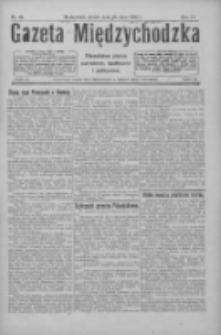 Gazeta Międzychodzka: niezależne pismo narodowe, społeczne i polityczne 1926.07.30 R.4 Nr86