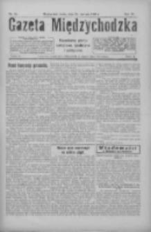Gazeta Międzychodzka: niezależne pismo narodowe, społeczne i polityczne 1926.08.18 R.4 Nr94
