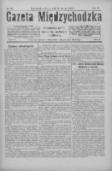 Gazeta Międzychodzka: niezależne pismo narodowe, społeczne i polityczne 1926.08.22 R.4 Nr96