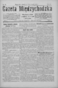 Gazeta Międzychodzka: niezależne pismo narodowe, społeczne i polityczne 1926.08.29 R.4 Nr99