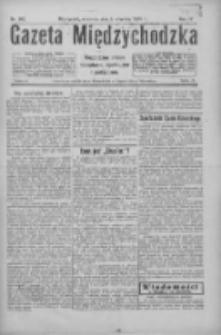 Gazeta Międzychodzka: niezależne pismo narodowe, społeczne i polityczne 1926.09.05 R.4 Nr102