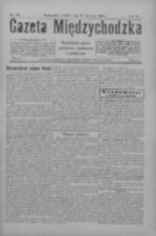 Gazeta Międzychodzka: niezależne pismo narodowe, społeczne i polityczne 1926.09.19 R.4 Nr108
