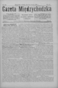 Gazeta Międzychodzka: niezależne pismo narodowe, społeczne i polityczne 1926.09.26 R.4 Nr111
