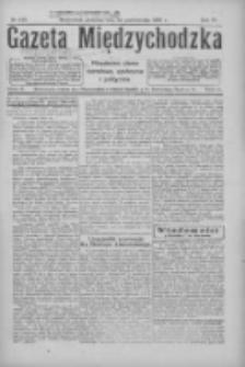Gazeta Międzychodzka: niezależne pismo narodowe, społeczne i polityczne 1926.10.24 R.4 Nr123