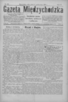 Gazeta Międzychodzka: niezależne pismo narodowe, społeczne i polityczne 1926.10.27 R.4 Nr124