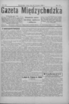 Gazeta Międzychodzka: niezależne pismo narodowe, społeczne i polityczne 1926.11.10 R.4 Nr129