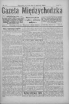 Gazeta Międzychodzka: niezależne pismo narodowe, społeczne i polityczne 1926.11.21 R.4 Nr134