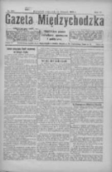 Gazeta Międzychodzka: niezależne pismo narodowe, społeczne i polityczne 1926.11.24 R.4 Nr135