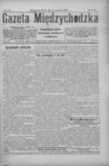 Gazeta Międzychodzka: niezależne pismo narodowe, społeczne i polityczne 1926.12.01 R.4 Nr138