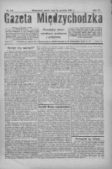 Gazeta Międzychodzka: niezależne pismo narodowe, społeczne i polityczne 1926.12.24 R.4 Nr149