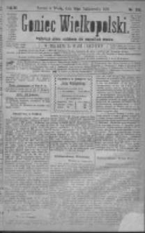 Goniec Wielkopolski: najtańsze pismo codzienne dla wszystkich stanów 1879.10.15 R.3 Nr236