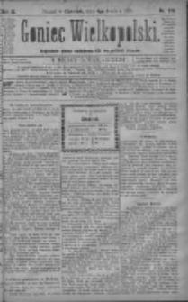 Goniec Wielkopolski: najtańsze pismo codzienne dla wszystkich stanów 1879.12.04 R.3 Nr278