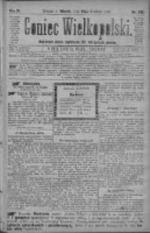 Goniec Wielkopolski: najtańsze pismo codzienne dla wszystkich stanów 1879.12.10 R.3 Nr282