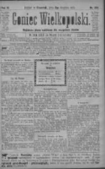 Goniec Wielkopolski: najtańsze pismo codzienne dla wszystkich stanów 1879.12.11 R.3 Nr283