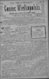 Goniec Wielkopolski: najtańsze pismo codzienne dla wszystkich stanów 1879.12.13 R.3 Nr285