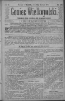 Goniec Wielkopolski: najtańsze pismo codzienne dla wszystkich stanów 1879.12.14 R.3 Nr286
