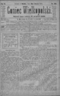 Goniec Wielkopolski: najtańsze pismo codzienne dla wszystkich stanów 1879.12.16 R.3 Nr287