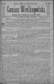 Goniec Wielkopolski: najtańsze pismo codzienne dla wszystkich stanów 1879.12.17 R.3 Nr288