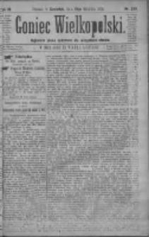 Goniec Wielkopolski: najtańsze pismo codzienne dla wszystkich stanów 1879.12.18 R.3 Nr289