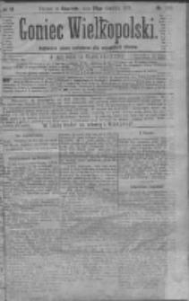 Goniec Wielkopolski: najtańsze pismo codzienne dla wszystkich stanów 1879.12.28 R.3 Nr296